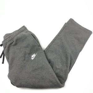 Nike Mens Gray sweats size medium